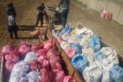 Estudiantes de Liceo Agrícola de Ovalle aprenden labores de trilla de quinua