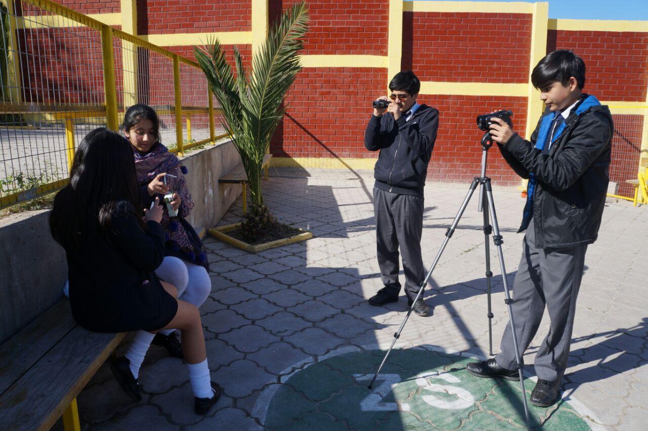 Concurso de cortometrajes entregará pasajes a Festival Nacional de Cine de Estudiantes Secundarios