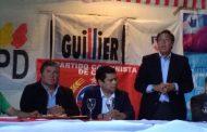 Conforman comando de campaña de Alejandro Guillier en Ovalle
