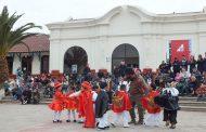 Conmemoran el Día de la Mujer Indígena en Jardín Infantil ovallino