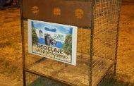 Llaman a respetar puntos de reciclaje instalados en Los Peñones para Fiestas Patrias