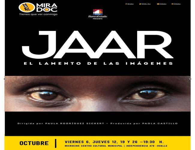 Exhibirán documental sobre Alfredo Jaar, el artista visual chileno mas valorado en el exterior