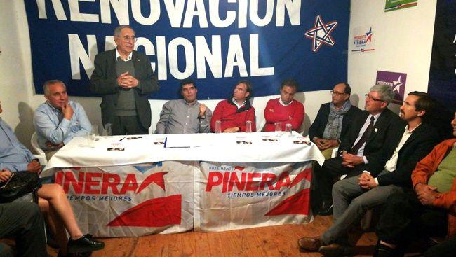 RN llama a la unidad a sus militantes y candidatos