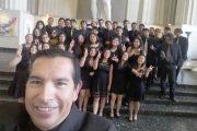 Orquesta Sinfónica Juvenil de Ovalle invitada a la Feria Internacional del Libro de Santiago