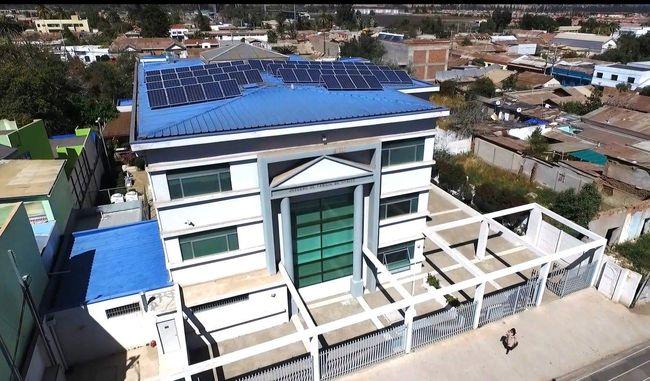 Juzgado de Familia de Ovalle se pone las pilas en la región al aprovechar la energía solar