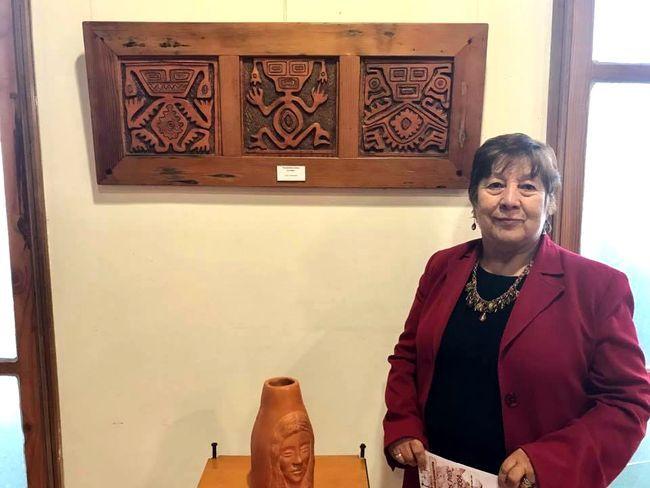 ¡Qué orgullo! : Artista limarina es destacada con el Premio Regional de Cultura y las Artes 2017