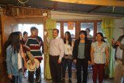 Vecinos de El Higueral en Combarbalá por fin cuentan con luz eléctrica tras 12 años de espera