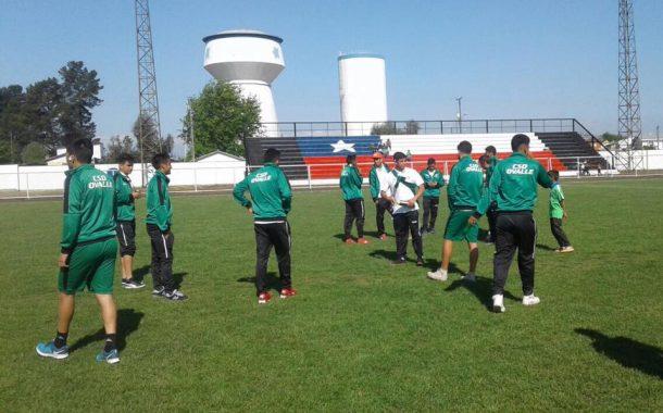Pese a derrota Club Social y Deportivo Ovalle se mantiene en la cima de la tabla