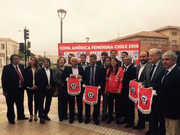 Ovalle será sede de la Copa América Femenina 2018 que se realizará en la región