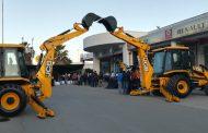 EMPRESA: Ponen a disposición de los agricultores limarinos nueva línea de maquinaria