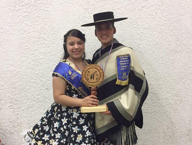 Jóvenes ovallinos representarán a la región en Nacional de Cueca