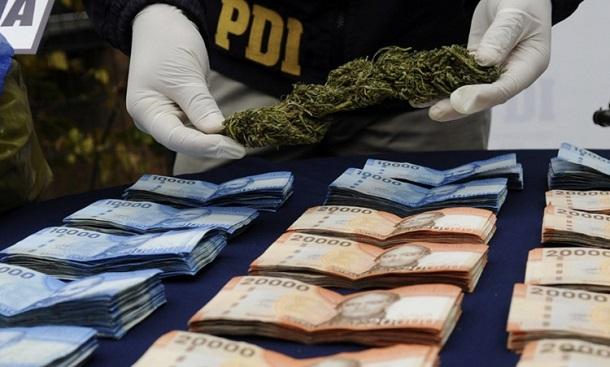 Más de 374 mil dosis de droga se han incautado en la región durante 2017