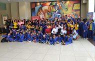 Alumnos de escuela de Quilitapia llegan a Ovalle para disfrutar del cine
