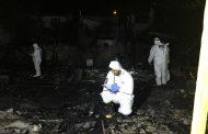 Guanaqueros: Mujer muere calcinada al interior de su vivienda