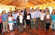76 familias de Monte Patria podrán mejorar y ampliar sus viviendas