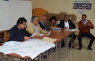 Municipio invierte en nueva plazoleta y arreglo de sede social en Jardines de Alicanto