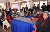 """Mujeres limarinas participan de """"Encuentro Interprovincial de Líderes Campesinas"""""""
