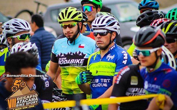 Ovallino logra primer lugar en competencia nacional de mountain bike