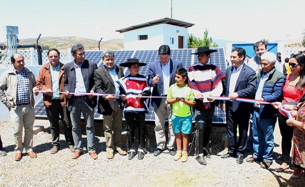 900 familias del Limarí cuentan ahora con energía solar