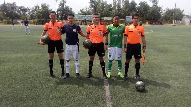 Club Social y Deportivo Ovalle pierde de visita ante Municipal Santiago