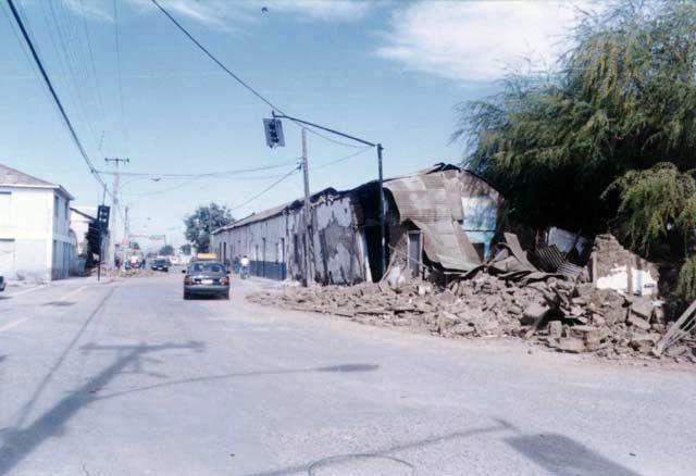 ¿Dónde estabas para el terremoto de 1997?