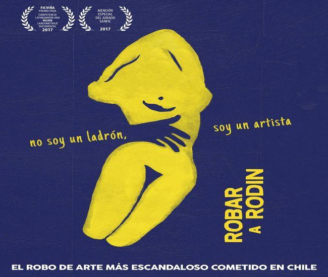 Estrenan hoy en Ovalle documental sobre el robo de valiosa escultura desde el Museo de Bellas Artes