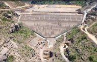 Combarbalá: Autoridades visitan el avance del embalse Valle Hermoso