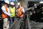 """""""Lo importante que tiene esta minera es que hace un ahorro más que considerable en términos de agua"""""""