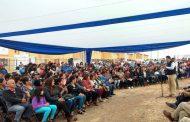 AHORA: 400 familias beneficiadas con transferencia de terrenos destinados a futuros proyectos habitacionales en Ovalle