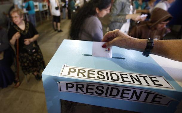 Elecciones Presidenciales: Estamos en la B