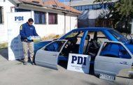 Recuperan dos vehículos robados desde taller mecánico desmantelado por la PDI de Ovalle