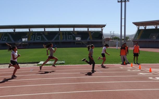 Vuelve el atletismo al Estadio Diaguita de Ovalle