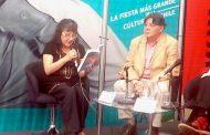 Poeta ovallina es elegida vicepresidente de la SALC