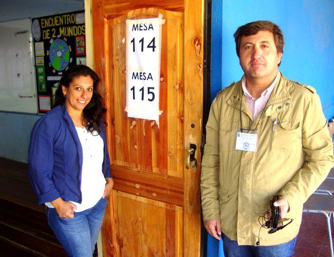 """Dos """"históricos"""" del proceso eleccionario en Ovalle"""
