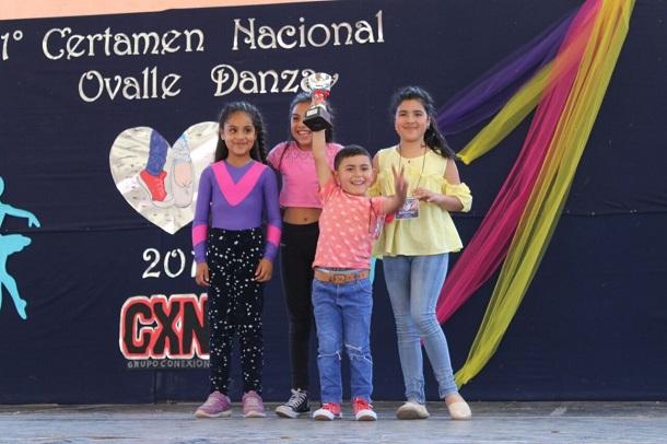 Campeones en danza, esfuerzo y dedicación