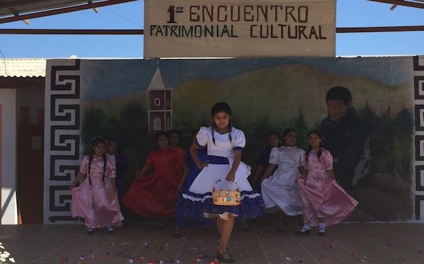 Escuelas rurales se reúnen para rescatar su cultura y patrimonio