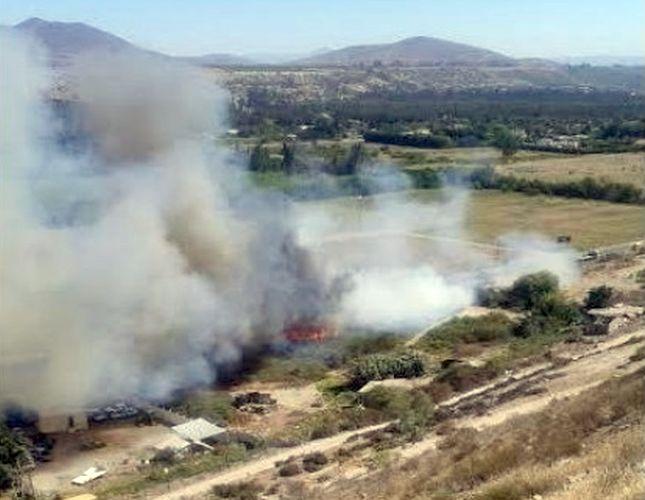 Piden decretar prohibición de quemas agrícolas durante el verano