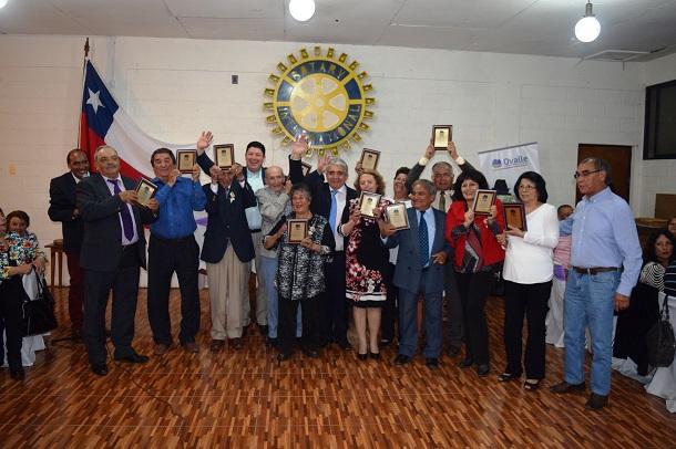 25 años cumple junta de vecinos Pantanal de población Fray Jorge