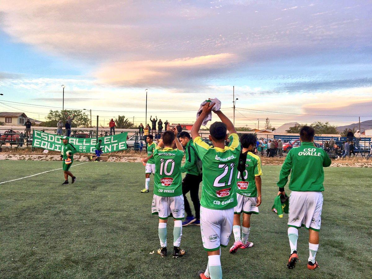 Club Social y Deportivo Ovalle pierde de local frente al colista Curacaví FC