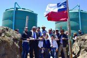 27 Familias de Peñablanca por fin cuentan con agua potable
