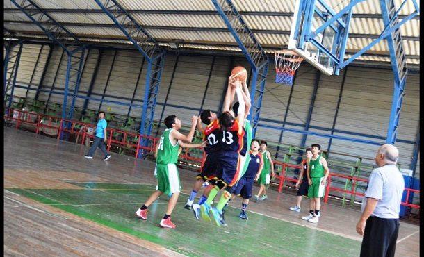En diciembre concluye el Campeonato de Basquetbol Masculino de Ovalle