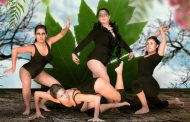 Bailarinas ovallinas estrenan su obra