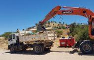 Municipio de Punitaqui realiza operativo de limpieza en la comuna