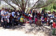 Jardines interculturales del Limarí tuvieron fiesta ancestral