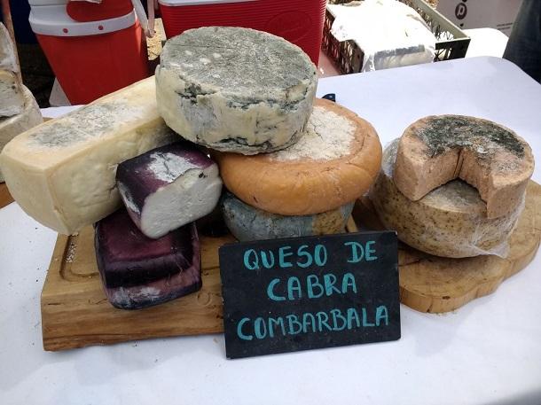 Los quesos de cabra gourmet que son orgullo de Combarbalá