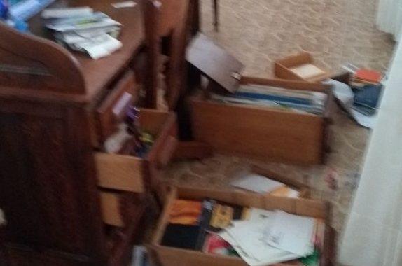 Ovallinos alarmados por robos en viviendas
