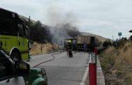 SIAT de Carabineros investigará accidente en Las Sossas