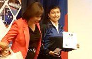 En ceremonia efectuada en Santiago ovallina es reconocida como mejor deportista de sede universitaria de La Serena