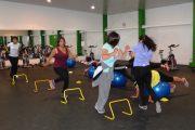Más de 15 talleres deportivos ofrece el Polideportivo Ángel Marentis Rallin