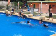 Inauguran temporada de piscinas en Punitaqui
